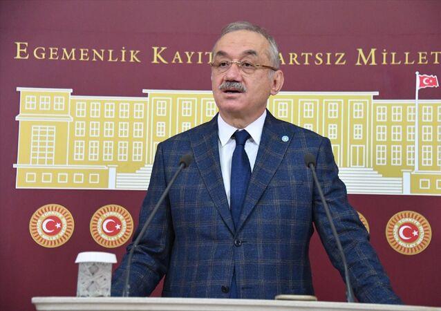 İYİ Parti TBMM Grup BaşkanıİsmailTatlıoğlu