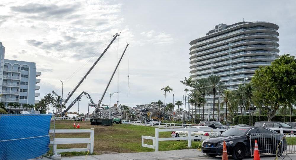 Miami'de çöken binada can kaybı 27'ye yükseldi