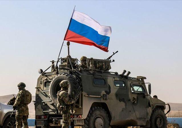 Rusya / Suriye