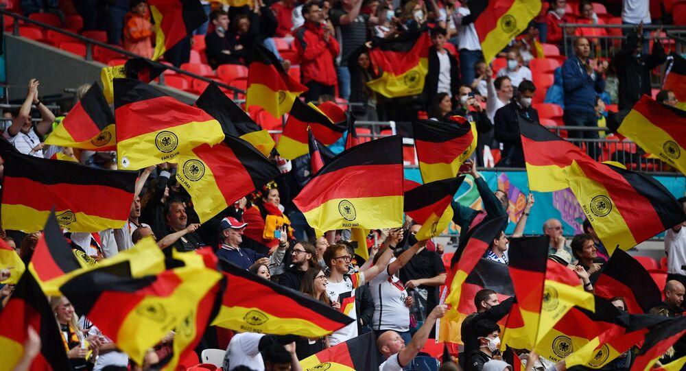 Alman taraftarı EURO 2020