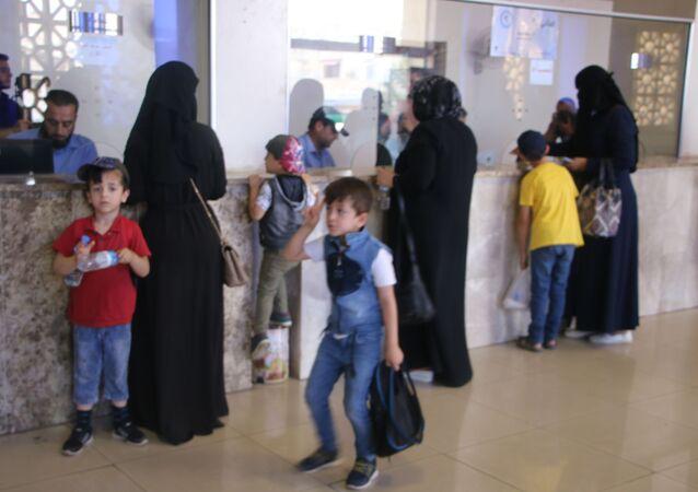 Türkiye'deki Suriyeli mülteciler, Kurban Bayramı için evlerine dönmeye başladı