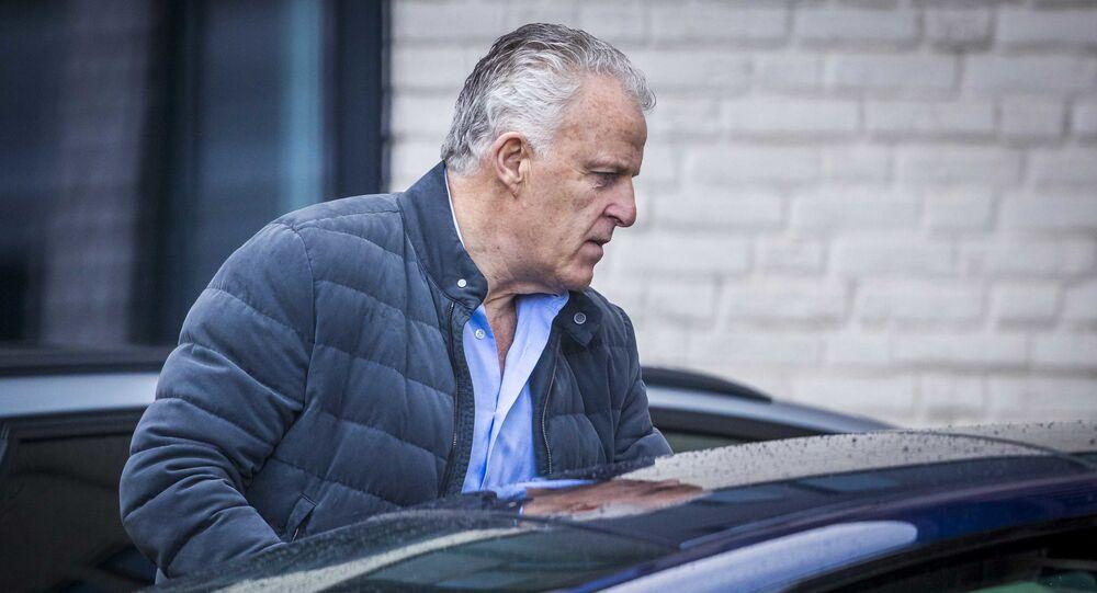 Hollandalı gazeteci Peter R de Vries silahlı saldırıya uğradı