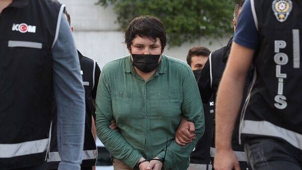 'Çiftlik Bank' davası sanığı Mehmet Aydın adliyeye sevk edildi - Sputnik Türkiye