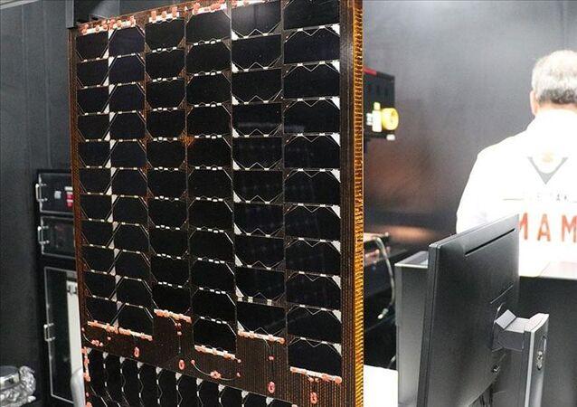 TÜBİTAK uzay kalifiye güneş paneli