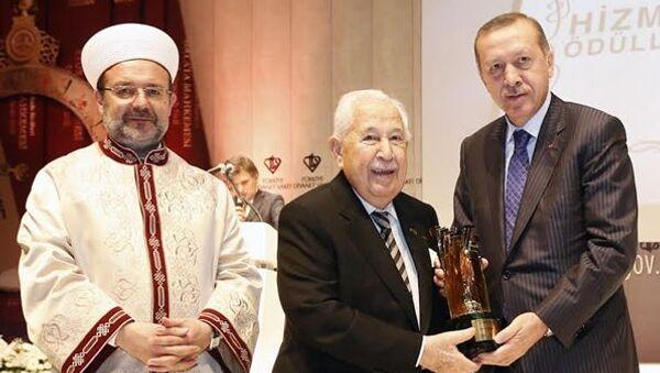 Prof. Dr. Semavi Eyice - Sputnik Türkiye