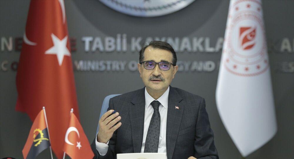 Enerji ve Tabii Kaynaklar BakanıFatihDönmez