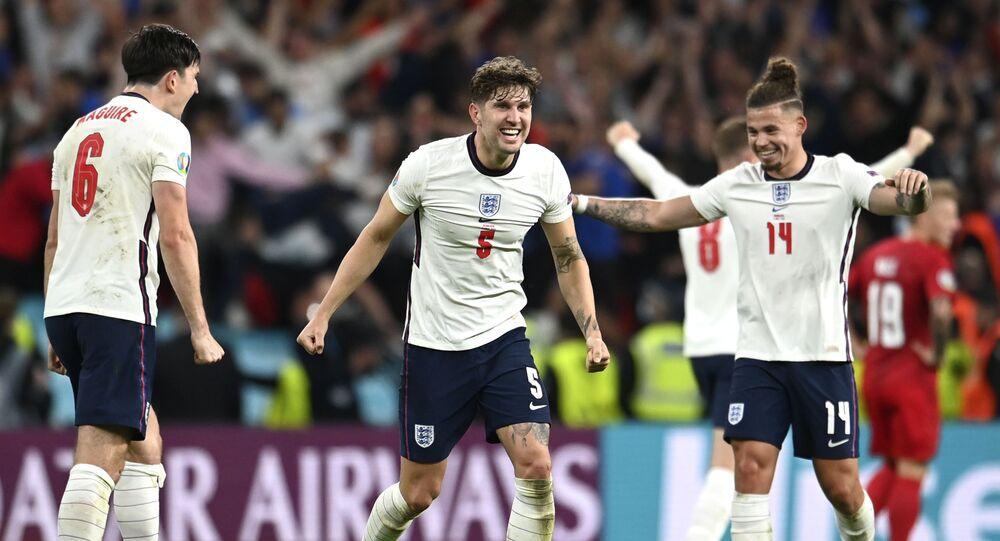 EURO 2020'de finalin adı belli oldu: İngiltere-İtalya