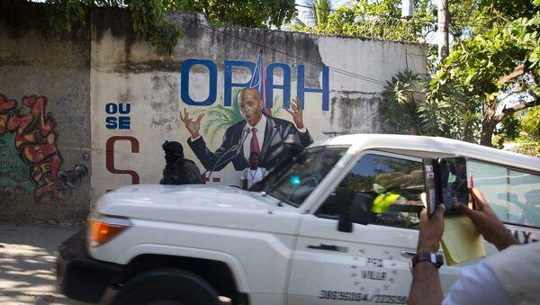 Haiti - Devlet Başkanı Jovenel Moise suikastı - Sputnik Türkiye
