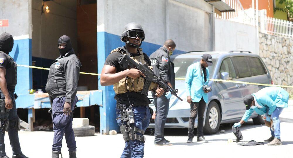 Haiti polisi, devlet başkanı Jovenel Moise suikasti