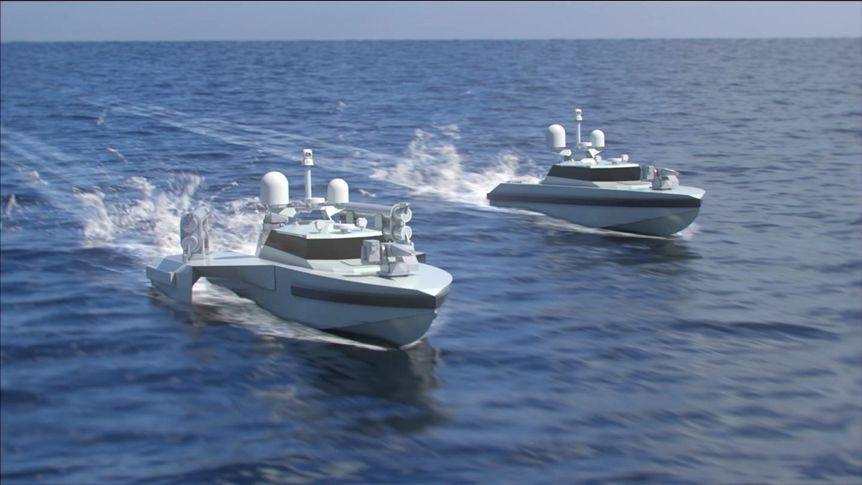 2 yeni insansız deniz aracı geliştiriliyor: Hızları saatte 74 kilometreyi aşacak