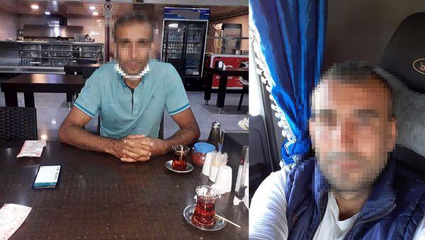 Kızına cinsel tacizde bulunduğu iddiasıyla gözaltına alındı, götürüldüğü hastaneden firar etti - Sputnik Türkiye