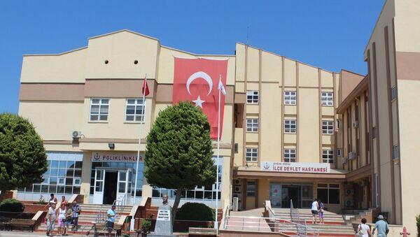 Didim Devlet Hastanesi - Sputnik Türkiye