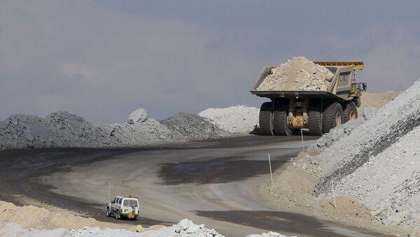Avustralya - kömür madeni - Sputnik Türkiye