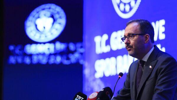 Mehmet Muharrem Kasapoğlu - Sputnik Türkiye