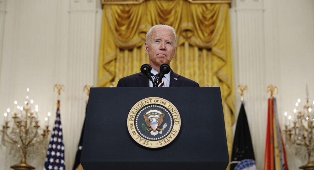 ABD Bakanı Joe Biden, ABD güçlerinin Afganistan'dan geri çekilmesinin 31 Ağustos'ta tamamlanacağını belirterek, ABD'nin en uzun savaşını bitiriyoruz. Başka bir ABD neslini daha Afganistan'daki savaşa göndermeyeceğim dedi.