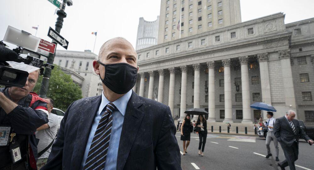ABD'li ünlü avukat Avenatti, Nike'a şantaj yapmaktan 2.5 yıl hapis cezasına çarptırıldı