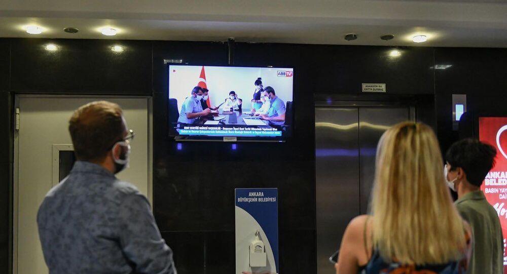 Ankara Büyükşehir Belediyesi'ne ait ABB TV, Youtube Kanalı ve sosyal medya hesapları üzerinden 8 Mayıs 2019 tarihinden bugüne kadar canlı yayınlanan ihale sayısı bin 595 oldu.