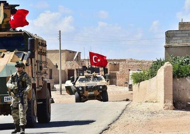 Suriye'deki Türk askeri