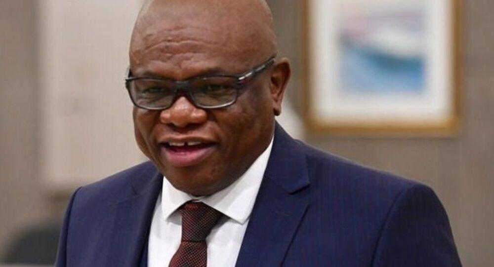 Johannesburg Belediye Başkanı Makhubo, Kovid-19 nedeniyle yaşamını yitirdi