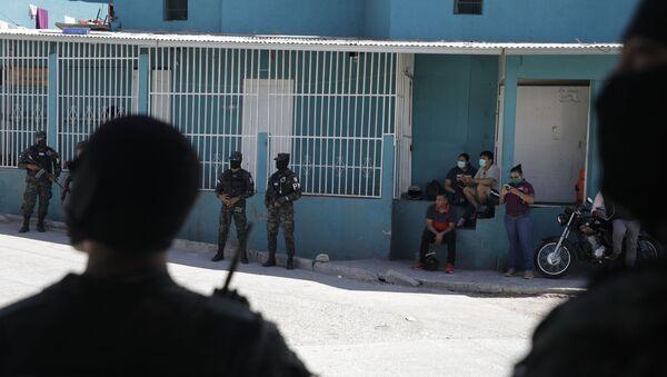 Honduras'ta 600 kişilik grup tarafından linç edilen İtalyan hayatını kaybetti - Sputnik Türkiye