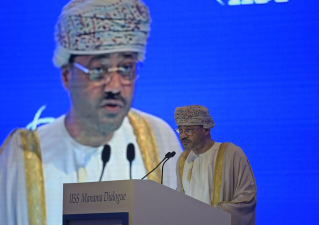 Umman Dışişleri Bakanı Bedr el Busaidi