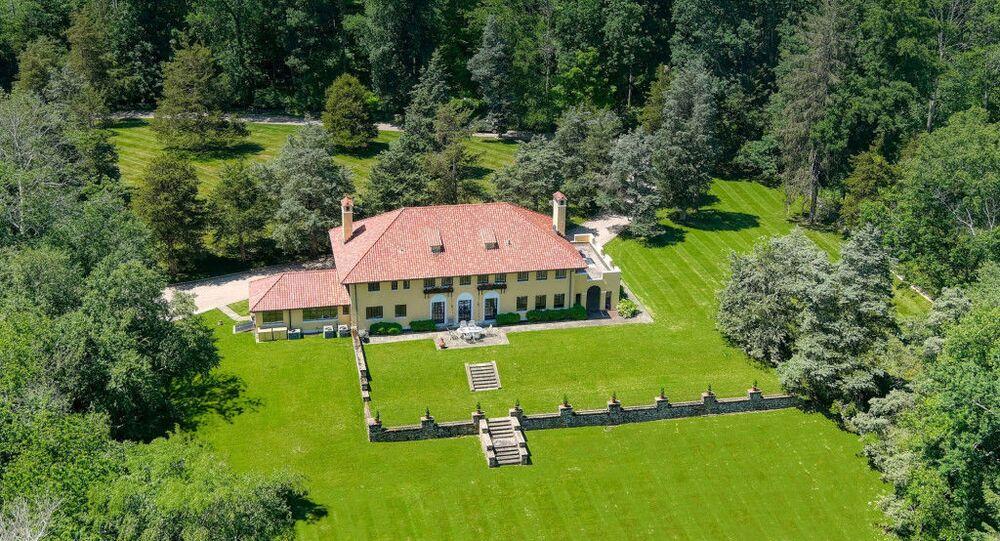 Mark Twain'in Toskana villası
