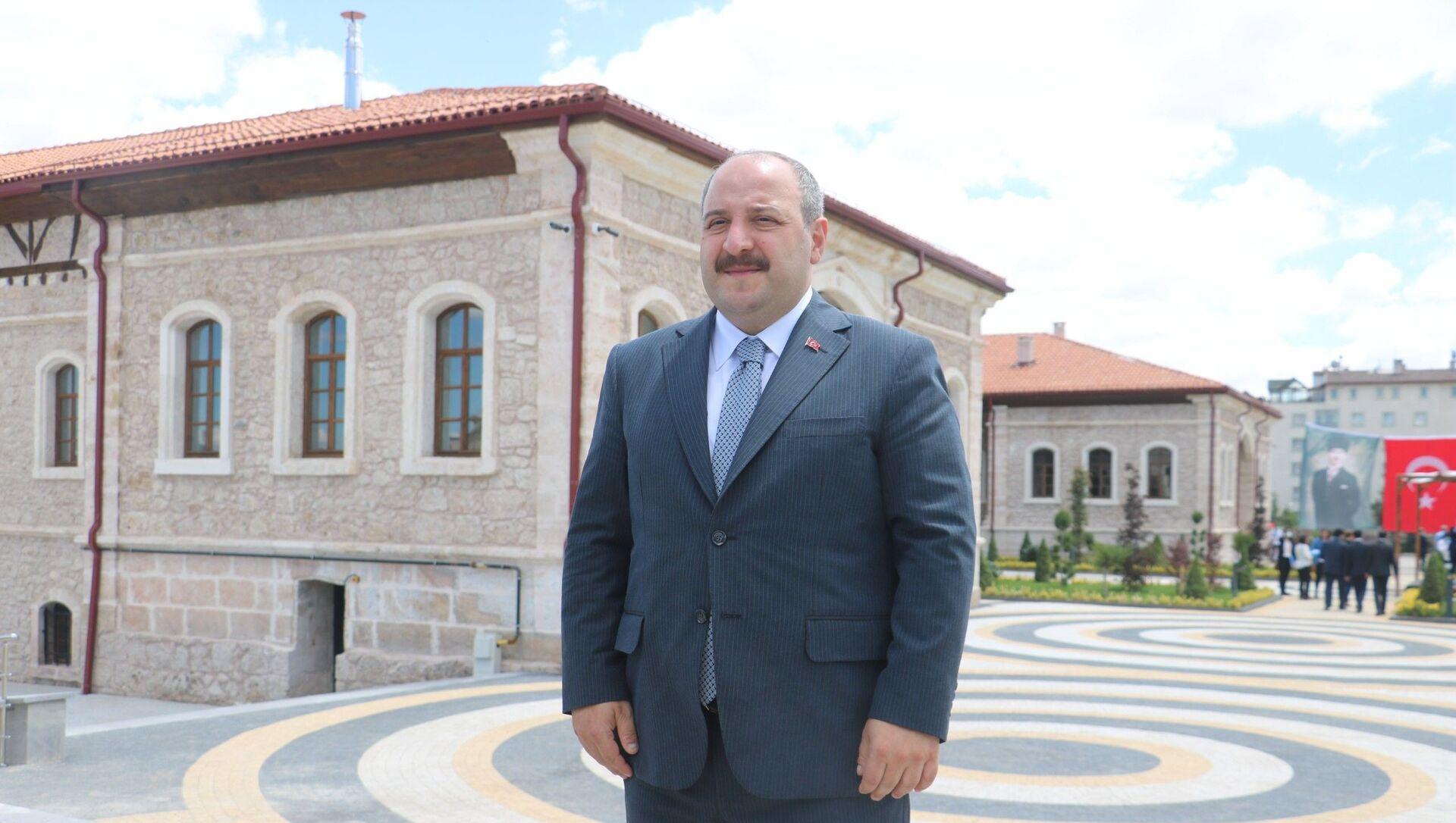 Mustafa Varank - Sputnik Türkiye, 1920, 11.07.2021