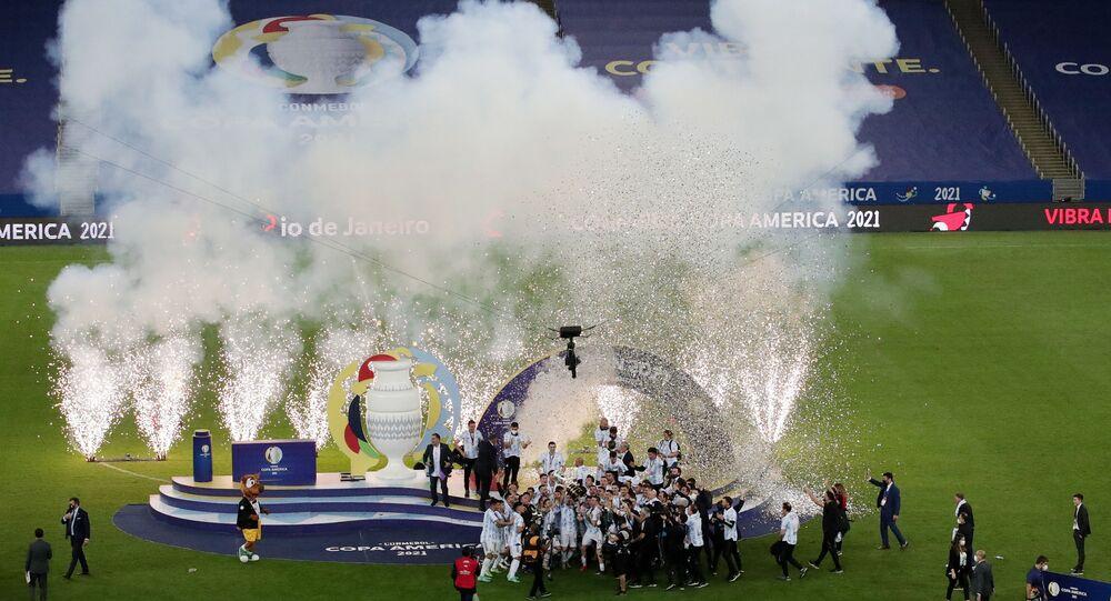 Copa America finali