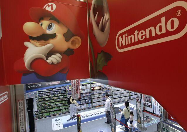 Nintendo + Super Mario