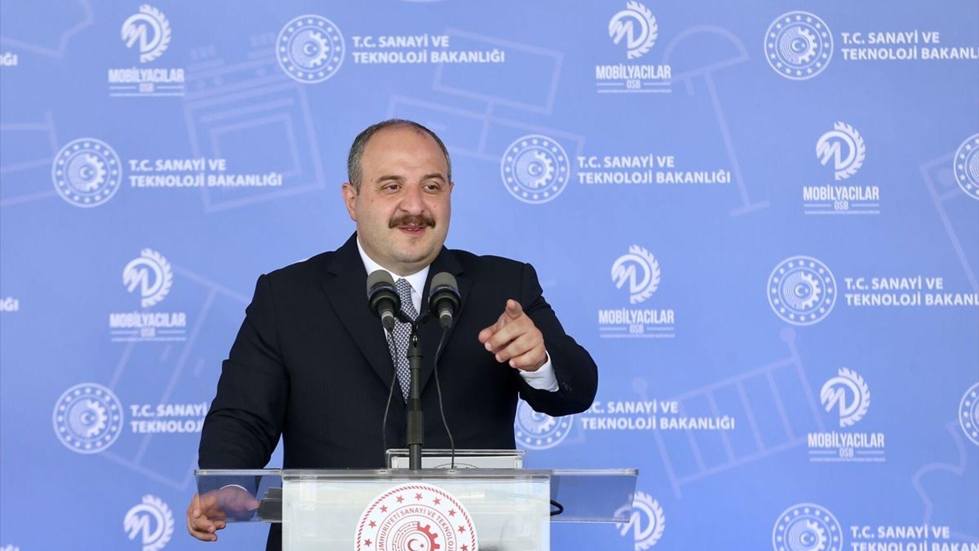 Mustafa Varank - Sputnik Türkiye, 1920, 21.08.2021