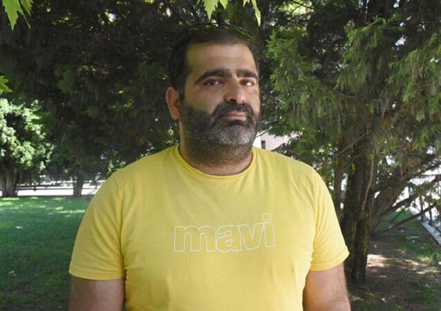 Ankaway kurucusu Eren Düzyol