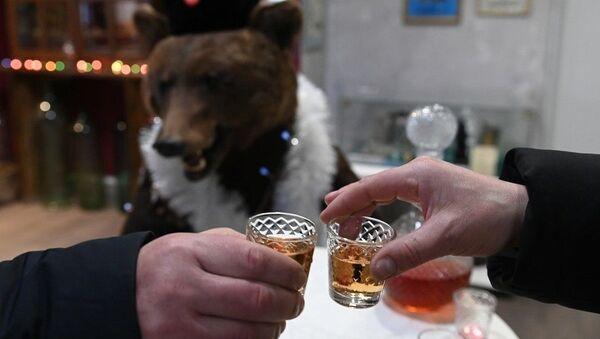 Rusya - alkol - Sputnik Türkiye