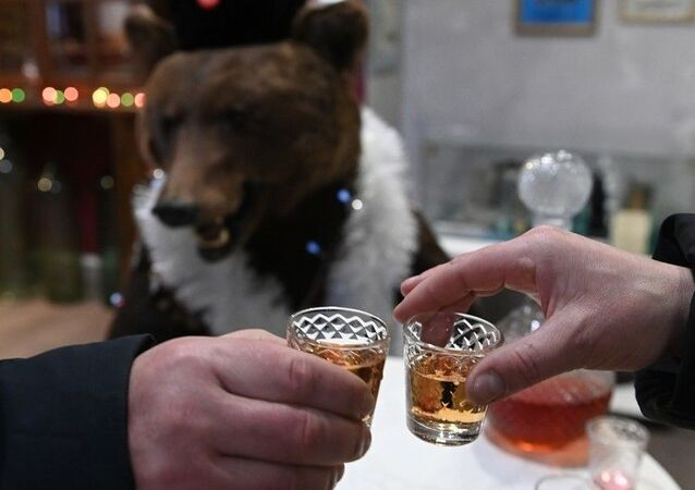 Rusya - alkol