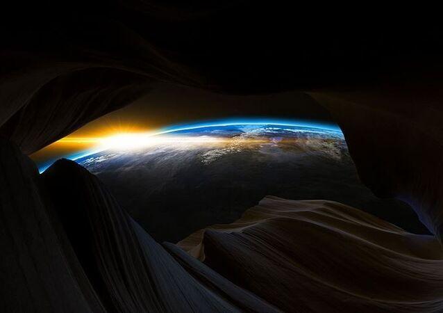 Dünya - uzay