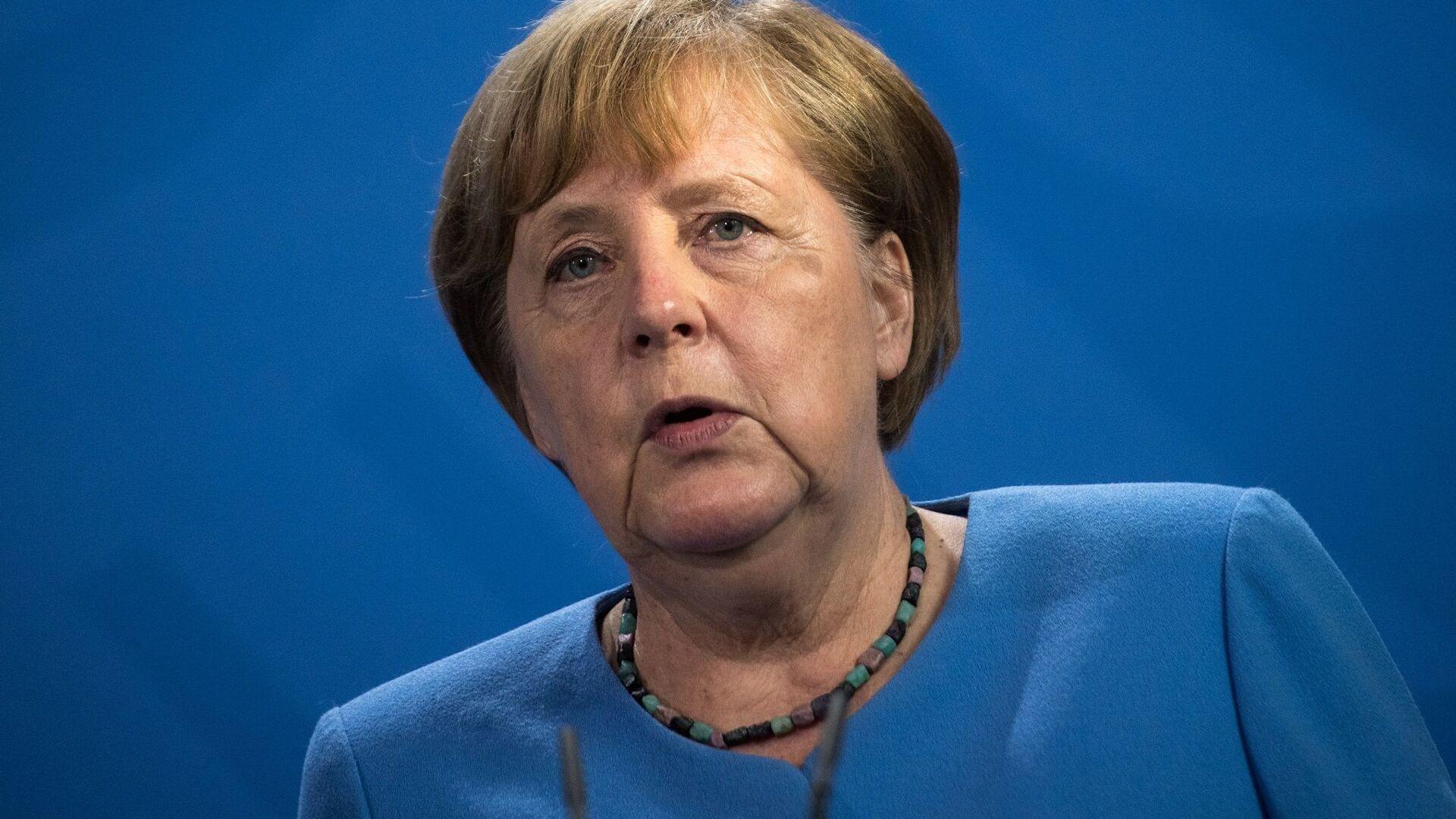 Almanya Başbakanı Angela Merkel - Sputnik Türkiye, 1920, 12.07.2021