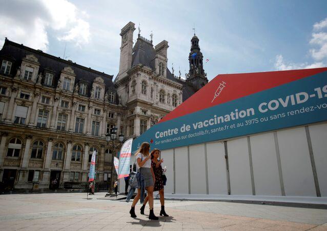 Fransa- Koronavirüs- Aşı