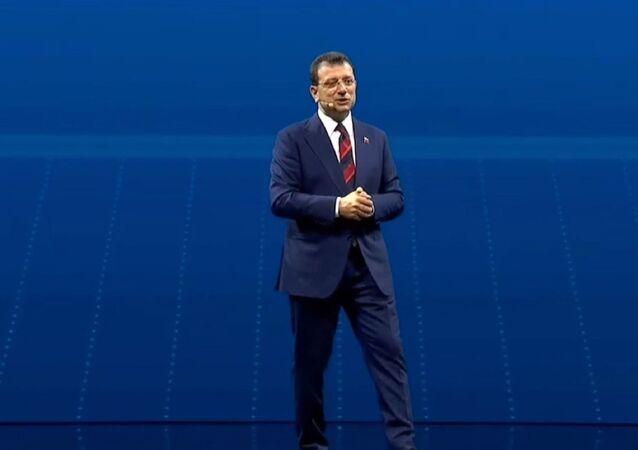 İBB Başkanı Ekrem İmamoğlu, 'İstanbul Spor Stratejisi ve Gelecek Planı' etkinliğinde