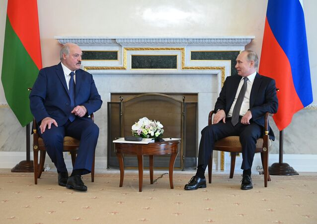 Aleksandr Lukaşenko - Vladimir Putin
