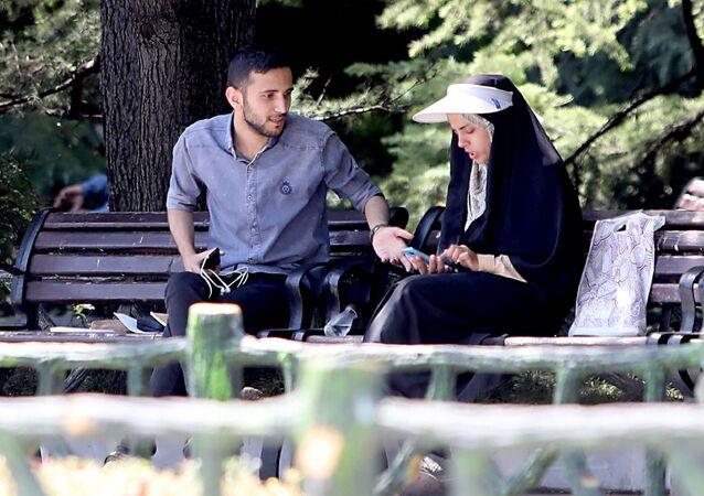 İran - kadın  -erkek