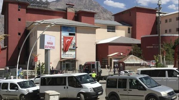 Hakkari Devlet Hastanesi - Sputnik Türkiye