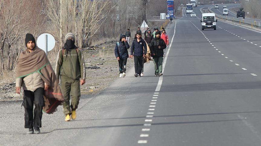 Afganların göçü devam ediyor