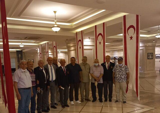 Kıbrıs Barış Harekatı'na katılan askerler 47 yıl sonra bir araya geldi