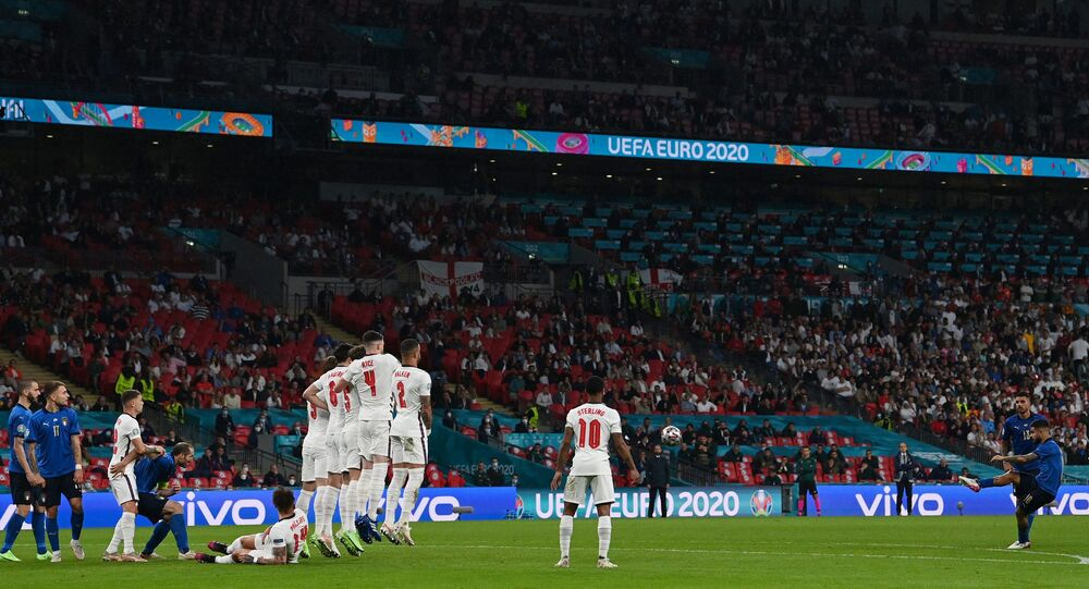 EURO 2020 İngiltere İtalya final maçı