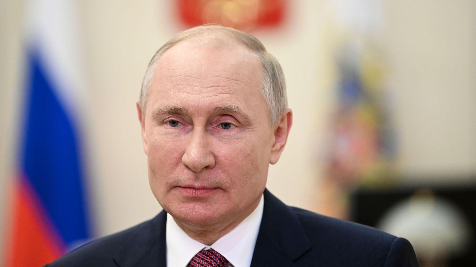 Vladimir Putin - Sputnik Türkiye, 1920, 27.07.2021