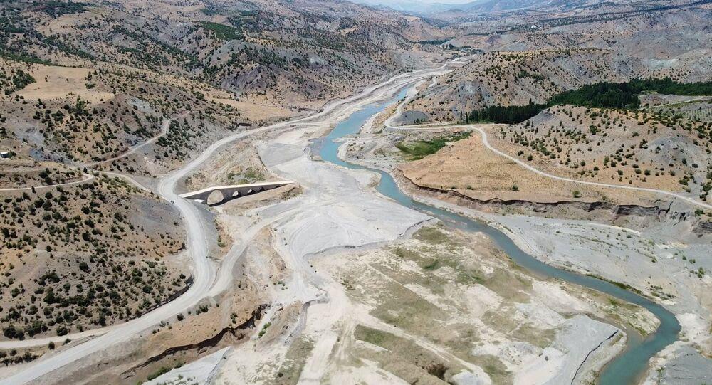 Adıyaman'da restorasyonu tamamlanan bin 500 yıllık tarihi köprü sular altında kalacak