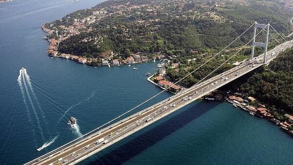 Boğaz Köprüsü - Sputnik Türkiye