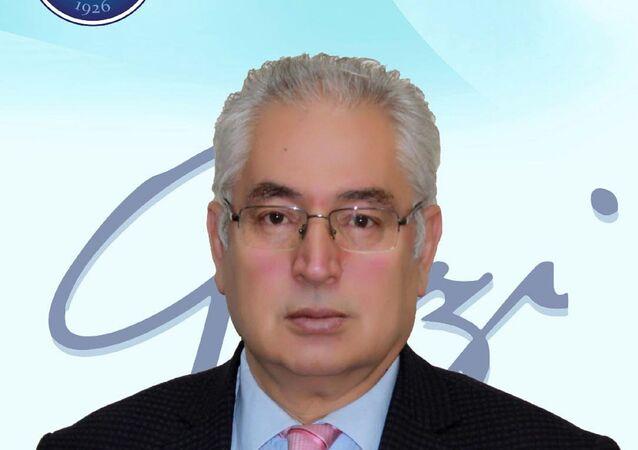 Ankara'da Gazi Üniversitesi Hastanesi Müdürü Muammer Zeki Şahnaoğlu