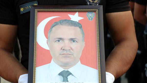 Hasan Cevher - Sputnik Türkiye