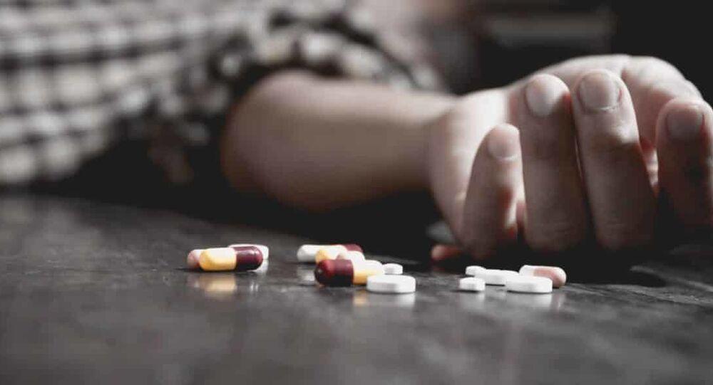 aşırı doz - uyuşturucu
