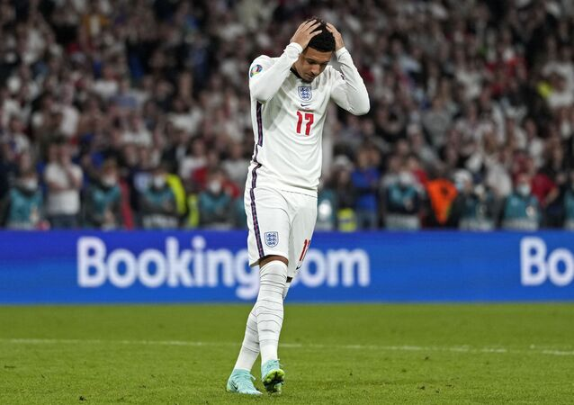 İngiliz futbolcu Jadon Sancho: Nefret asla kazanamayacak
